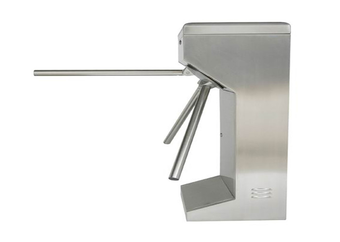 Intelligent Tripod Turnstile Gate , Single / Bi-Direction Security Turnstile Gate