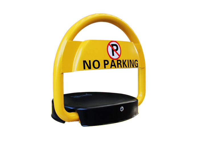 Heavy Duty 433Hz Remote Control Parking Lock Energy Saving Environmental Protection