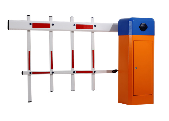 Copper Motor 120W 6m Fencing Boom Automatic Barrier Gate